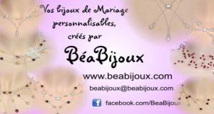 Vidéo bijoux mariage BeaBijoux