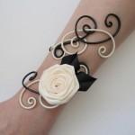 Bracelet_mariage_ivoire_et_noir