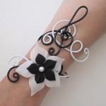 Bracelet_mariage_aluminium_noir_et_blanc