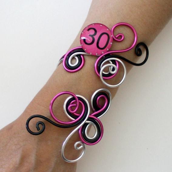 Bracelet 30 ans